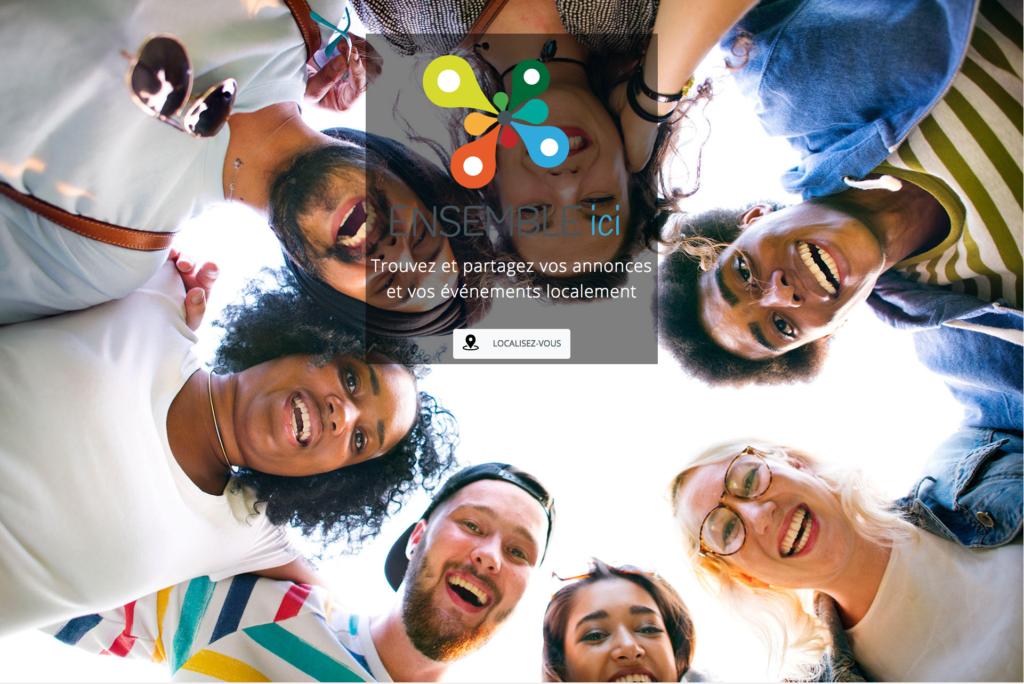 ensemble ici le site des initiatives citoyennes