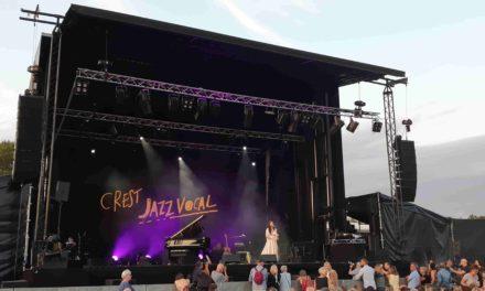 Crest Jazz Vocal, un festival complètement zébré !