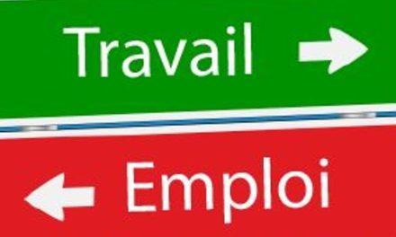 Quel emploi pour le travail ?