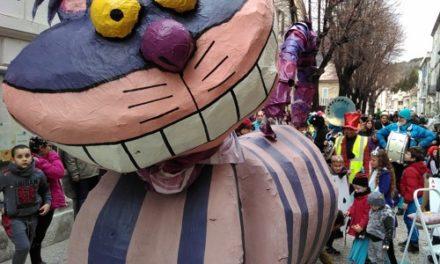 Le carnaval de Dieulefit