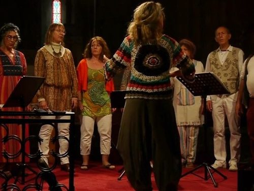 Choeur Salamanca / Festival Eclats