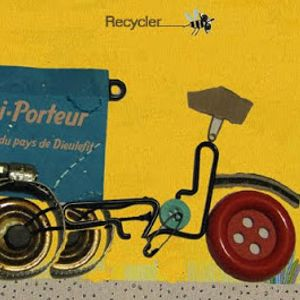 Le tri, c'est porteur : reportage à la recyclerie de Dieulefit