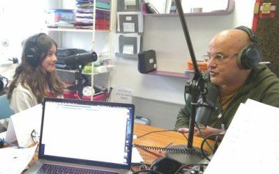 Rencontre avec Mehdi Ahoudig – séjour radio jeune