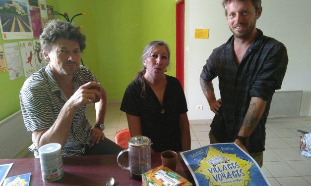 Villages Voyages : itinérances artistiques par les Nouvelles du Conte et la Bizz'Art Nomade