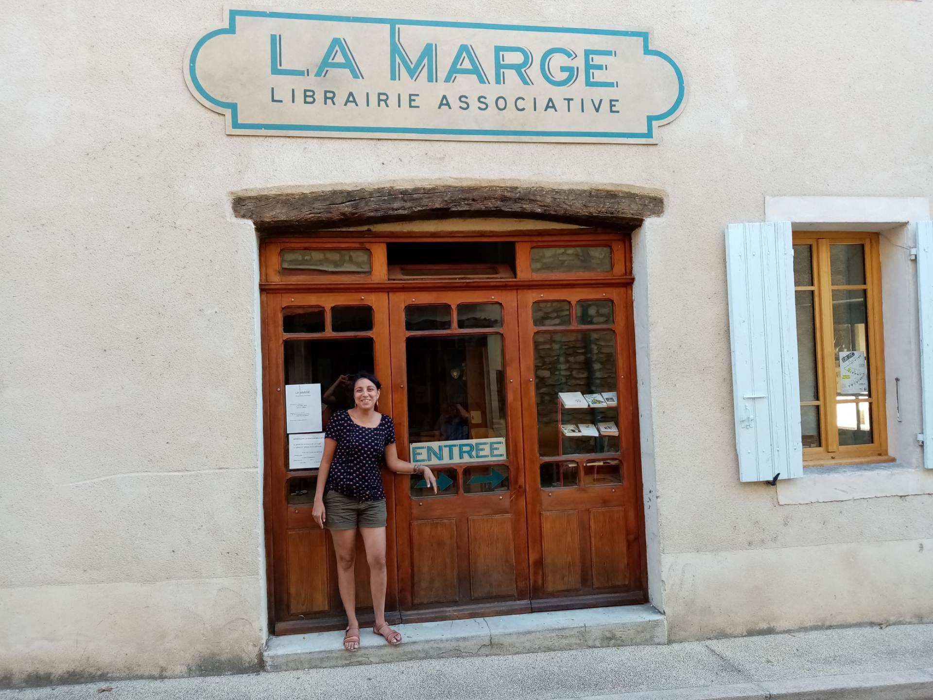 Cyrielle La Marge