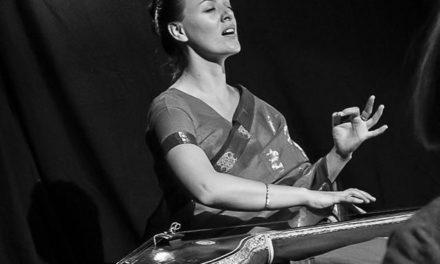 Emmanuelle Martin voix de la musique traditionnelle indienne