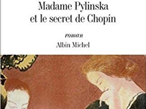 Speed Booking #5 Madame Pylinska et le secret de Chopin par Jacqueline