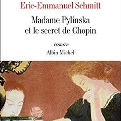speed booking Madame Pylinska et le secret de Chopin par Jacqueline