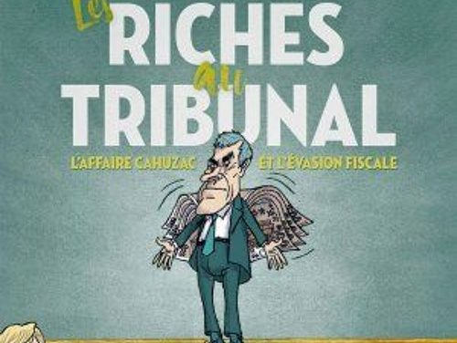 Speed Booking #11 Les riches au tribunal par Dominique