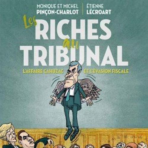 speed booking Les riches au tribunal par Dominique