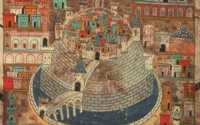La couleur d'Alep par Caroline Dumas