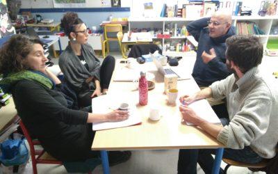 Des enfants et des écrans, par les élèves de l'école du Poët-Laval