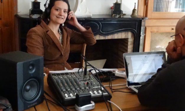 Formation au paysage sonore auprès des acteurs éducatifs du PNR des Baronnies Provençales #Julie