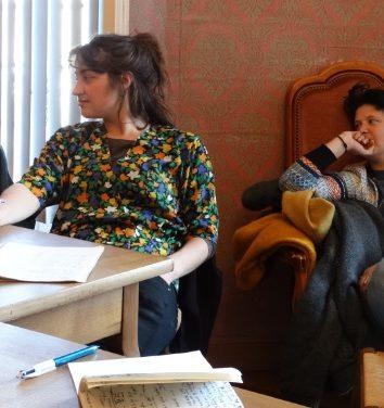 Formation au paysage sonore auprès des acteurs éducatifs du PNR des Baronnies Provençales #Maud
