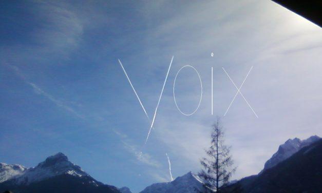 Horizon Des Voix par Giss Pinel