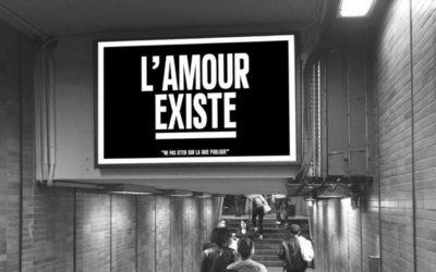 L'amour Existe par Elsa Groulade et Maud Coatrieux