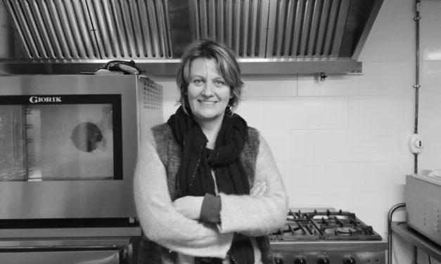 Caroline Blondeau : une cuisinière de talent, tout naturellement !