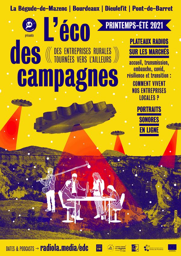 L'éco des campagnes- réalisation atelier Hurf