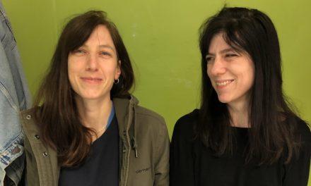 """""""Iris, deux fois"""": la nouvelle bande dessinée signée Anne-Laure et Naomi Reboul"""
