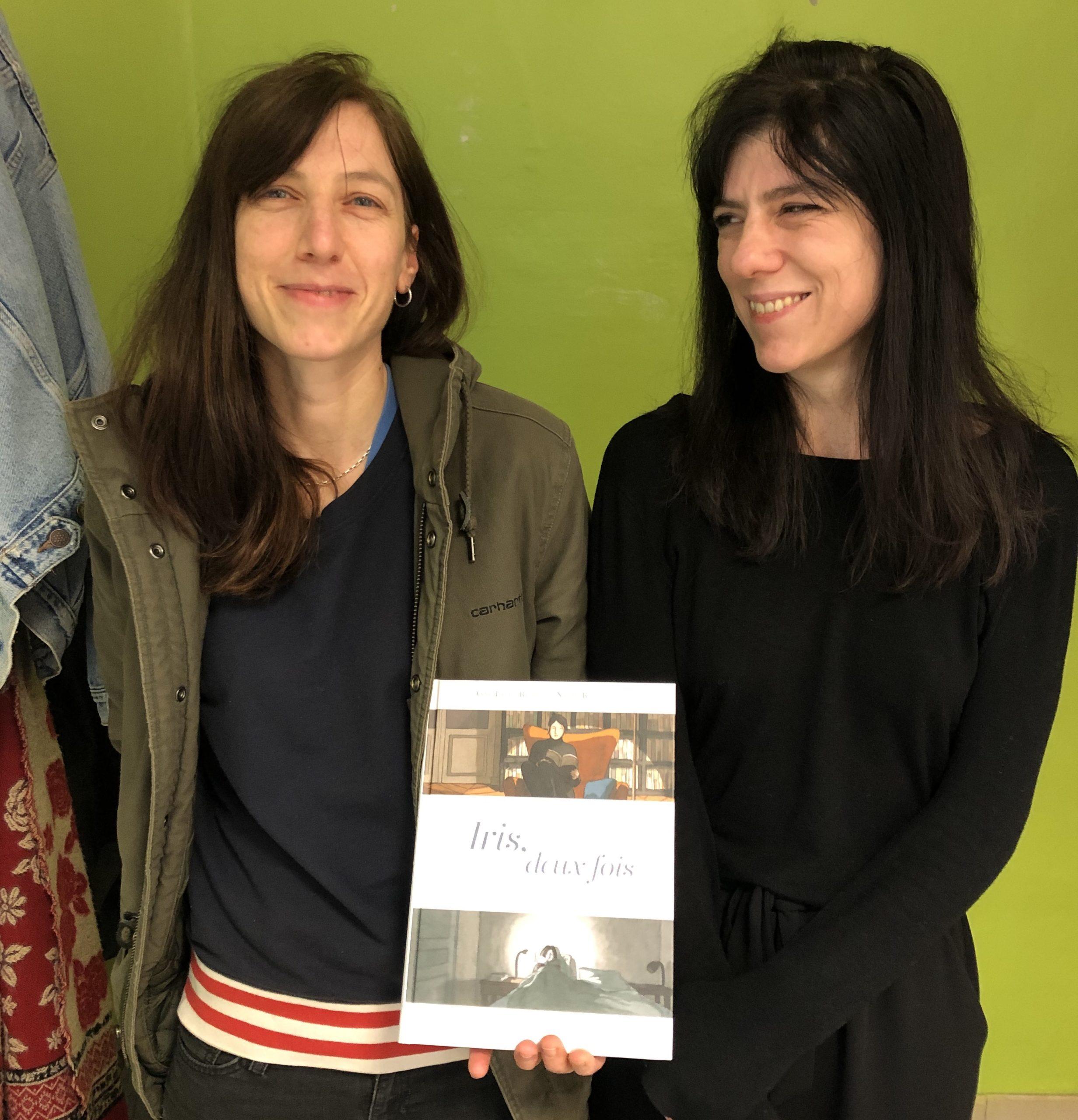 Anne-Laure et Naomi Reboul, BD