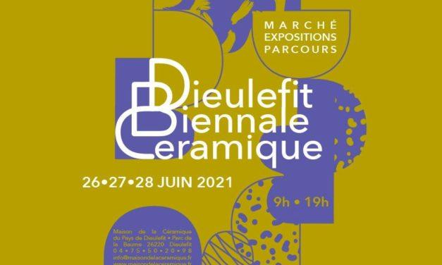 Céramique et éclectisme à la biennale céramique de Dieulefit