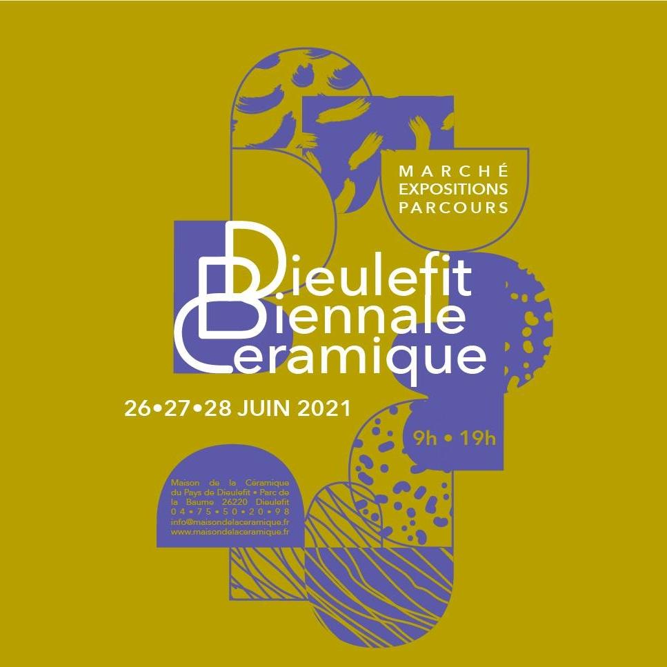 Biennale céramique de Dieulefit 2021