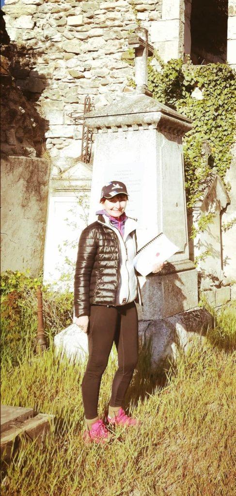Aline Raffy de l'Office de tourisme