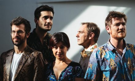 Bizz'Art 2021 : dans les loges avec Maria Mazzotta & le Pulcinella quartet