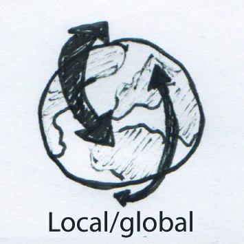 Radioparleur #7 le rapport local/global